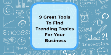 Tools To Find Trending